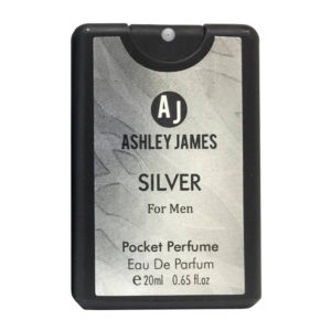 Ashley James Perfume For Men - Silver