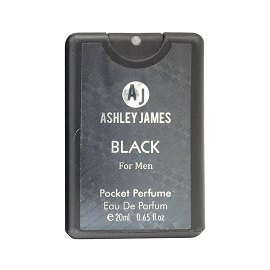 Ashley James For Men 20ml -Black