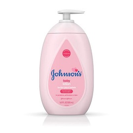 Johnson's Baby Lotion Pump 500ml