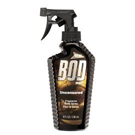Bodman Body Splash 236ml - Uncensored