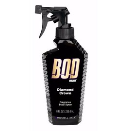 Bodman Body Splash 236ml - Diamond Crown