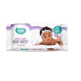 Heaven Scent Baby Wipe 60's - Sensitive
