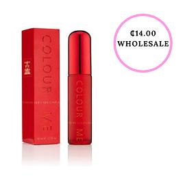 Colour Me Perfume 50ml - Red