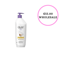 Olay Body Lotion 600ml - Shea Butter