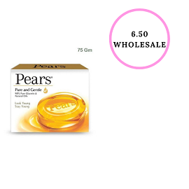 Pears Soap 125g - Pure & Gentle